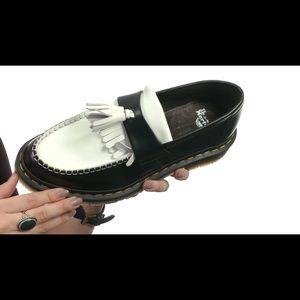 Dr Martens Adrian Smooth Slip-on Tassel Loafers